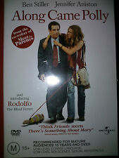 Along Came Polly (2004) DVD R2,4 PAL Ben Stiller, Jennifer Aniston