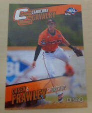 2014 CASEY FRAWLEY Australian Baseball League- Canberra Cavalry - Erie SeaWolves
