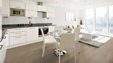 Engineered Click Wood Flooring Timba Floor Platinum Grey 14x189 £29.99/m2 SAMPLE