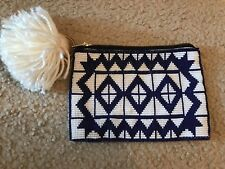 MADEWELL x MESO GOODS SMALL BEADED POUCH G3571