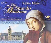 Die Spur der Hebamme: Hebammen Saga 2 von Sabine Ebert | Buch | Zustand gut