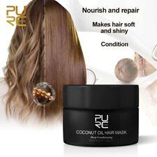 Coconut Oil Hair Treatment Mask Hair Root Hair Tonic Keratin Restore Hair &Scalp