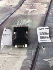 DVI-I Male to VGA Female Port Replicator Laptop Adapter Converter 51J0248