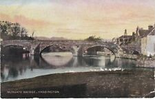 Nungate Bridge, HADDINGTON, East Lothian