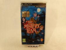 THE MYSTERY TEAM SONY PSP PLAYSTATION PORTABLE PAL ITA ITALIANO NUOVO SIGILLATO