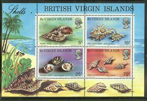Virgin Islands   1974   Scott # 277a   Mint Never Hinged Souvenir Sheet