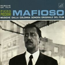 Piero Piccioni - Mafioso…And Other Great Piccioni Scores  new cd