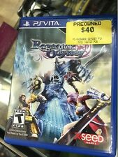 Ragnarok Odyssey PS Vita
