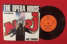 THE OPÉRA HOUSE SPOT NRJ JACK E 101547 MAKOSSA 1987 VG VINYLE 45T SP