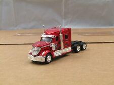 dcp/Maisto candy red International Lonestar tractor no box 1/64