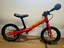 Islabike Rothan 12 - Balance Bike in Red