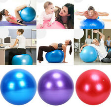Pregnancy Gym Yoga Ball Maternity Balls Anti Burst 75cm Fitness With Foot Pump E