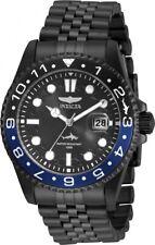 Invicta Pro Diver Quartz Black Dial Bezel Men's Watch 30627