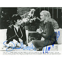Joanne Worley and Toni Tennille Autographed / Signed 8x10 Photo