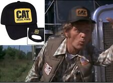SMOKEY & THE BANDIT *SNOWMAN'S CAT CATERPILLAR TRUCKER HAT* BRAND NEW!