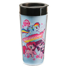My Litte Pony 16oz Plastic TRAVEL MUG - Vandor Item 42051 - FREE SHIPPING in USA