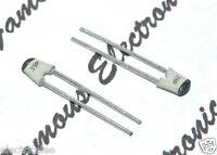 10pcs - PHILIPS 39P (39PF) 100V P:2.5mm NPO (NP0) Ceramic Capacitor