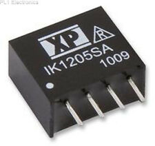 XP POWER - IK0512SA - DC/DC CONVERTER, 0.25W, ONE 12V O/P