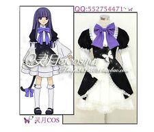 Umineko no Naku Koro ni FredericaBernkastel Cosplay Costume Custom Any Size