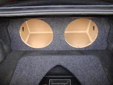 RX8 Sub Box Speaker Box  w/ ROTARY Symbol Amp Cover **