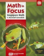 Math in Focus: Singapore Math: Student Edition Grade 2 Book B 2013 GREAT SOURCE