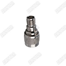 N-TNC type N Plug male to TNC Jack female straight adapter