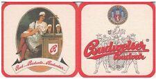 Bierdeckel - Budweiser Budvar