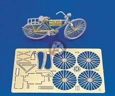Royal Model 1/35 German Bicycle WWII Update Set (for Tamiya kit No.35240) 259