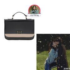 Pauls Boutique Middle Nicole Bag Goblin Kim Go-Eun Black Beige Crossbody strap