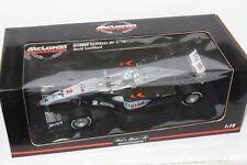 1/18 McLAREN MERCEDES MP4-14 David Coulthard saison 1999