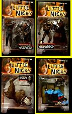 McFarlane Toys Little Nicky Action Figure Set of 4 Adam Sandler New from 2000