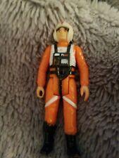 Vintage Original 1977 Kenner Star Wars Luke Skywalker X-Wing Pilot Figure