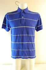 Tommy Hilfiger Men's Striped Short Sleeve Button Down Casual Shirts & Tops