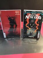 Dark Nights Death Metal Rise of the New God #1 & Bosslogic 1:25 Variant NM lot