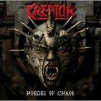 "KREATOR ""HORDES OF CHAOS"" CD NEU"