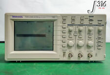 8887 TEKTRONIX TWO CHANNEL DIGITAL REAL-TIME OSCILLOSCOPE 60 MHz 1GS/s TDS210