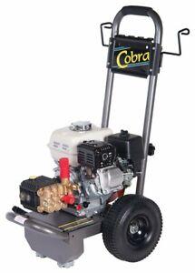 Cobra CT12150PHR Honda GX160 Powered 2175psi Pressure Washer - 12Lpm