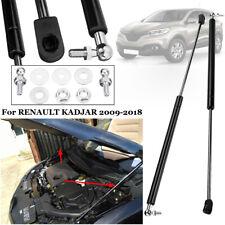 Tapa de Puntales para Renault Kadjar 2009-2018 Negro Izquierdo/Derecho Frente