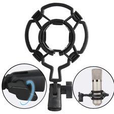 Universal Mic Microphone Shock Mount Clip Holder Studio Sound Recording