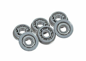 Airsoft Gearbox Steel Bearings (6mm, 7mm, 8mm, 9mm)