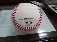 SPECIAL BUY 10 DOZEN  Leather cover Baseball cosmetic blem w 1st quality CORE