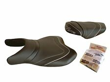 HOUSSE DE SELLE DESIGN SUZUKI B-KING [≥ 2007] TOP SELLERIE WEB2570 GEL