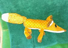 "15"" Long Plush Pencil Shape Fox"