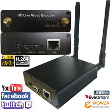 H.264 Portable Wifi HDMI Encoder support http rtsp RTMP for Live Stream