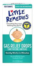 Remedio En Gotas Para Bebés Anti Gases Cólicos Sabor Baya Little Remedies