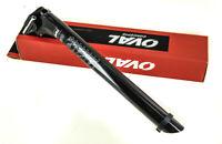 Oval Concepts 950 31.6mm x 350mm x 20mm Carbon Fiber Road Bike Seat Post NEW