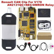 Can Clip V178 for Renault Diagnose OBD2 Diagnostic Interface Scanner Tool NM