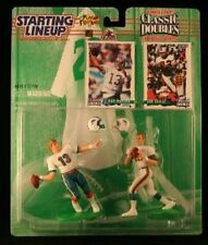 Dan Marino & Bob Griese Miami Dolphins NFL Starting Lineup Figures NIB Fins Phin