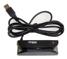 Tmsr-380-33 Usb Heavy Duty 3-Track Magnetic Stripe Credit Card Reader 300K Swipe