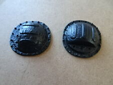 TAMIYA FORD F350 HILUX DIFF COVERS x2 RUSTIC LOOK  FREE UK POST